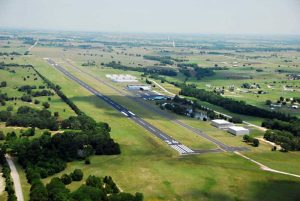 Arial Airport image