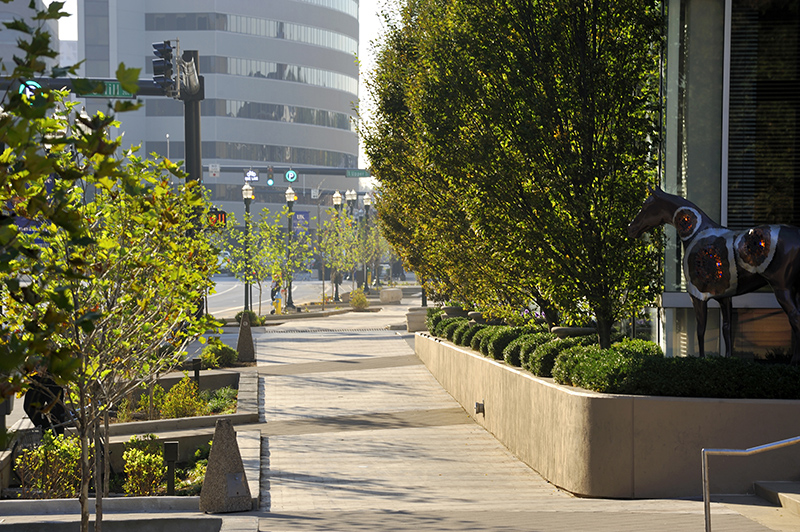 Downtown Sustainable Streetscape Revitalization ...