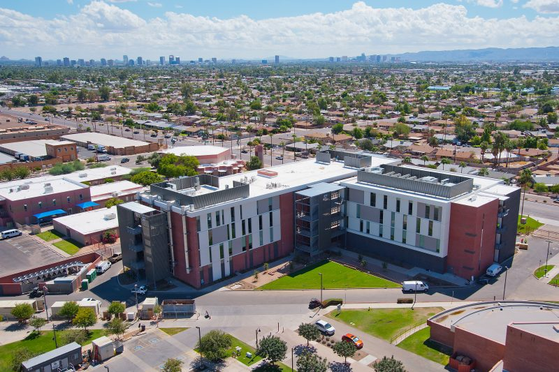 Grand Canyon University Campus Wide Expansion Phoenix Az