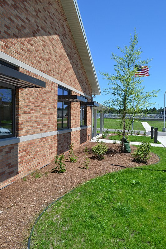 LEED-Silver-Water-Reclamation-Facility-Administration-Building-–-Deerfield-IL