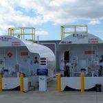 Hangars and Fuel Farms