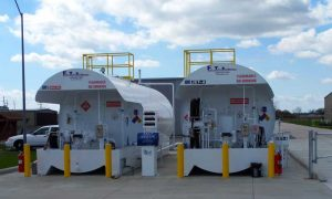 Airport Fueling Station